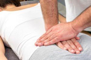 Мануальная терапия при кокцигодинии